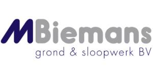 M. Biemans Grond- en sloopwerken